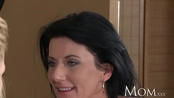MOM mature olivia brings home a young hottie from the office porno izle