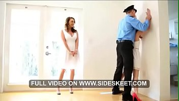 Stepmom & Stepdaughter threesome - Full video in HD on SideSkeet.com