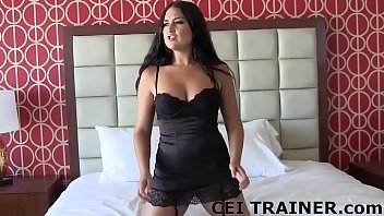 Describe what your own cum tastes like CEI