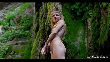 Nature lover Arya Faye - BAREMAIDENS