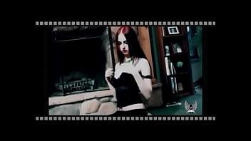 Liz vicious sex video Liz vicious gothic castle fireplace flirt masturbation hot orgasm