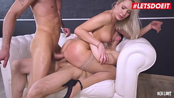 HER LIMIT - #Ivana Sugar #Marilyn Crystal - Ukrainian Babes Anal Fuck - Awesome Collection!