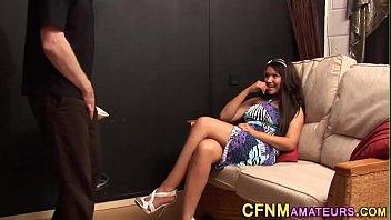 Glamorous Cfnm Amateur