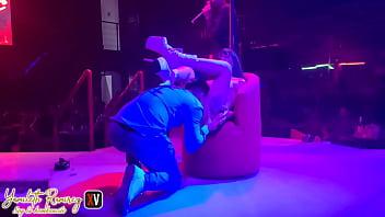 Show en Monterrey en Casino Club hice sexo en vivo y me dieron con todo 19分钟