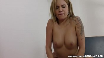 PUFFY PUSSY Pornstar Angel Piaff Can't Stop Cumming from Her HUGE HOLE!