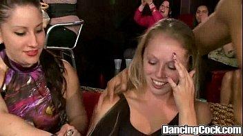 Dancingcock Interracial Fat Cock Party