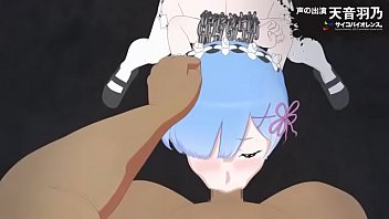 [Sample] Rem is insulted in front of Subaru 43 sec