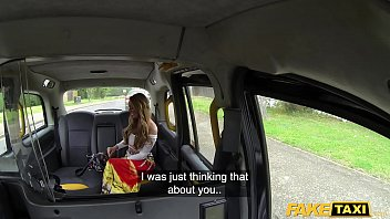 Fake Taxi Sex Addict Stacey Saran Fucks In Taxi