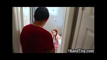 Teen So Small She Got Stuck in the Toilet! thumbnail