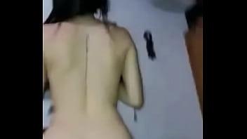 Nathaly Noriega riding stolen video part 1