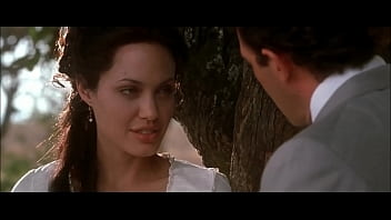 Angelina Jolie & Antonio Banderas hot sex from Original Sin (HD quality) 2分钟