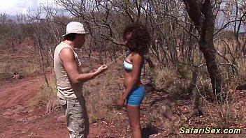 german african safari sextourist