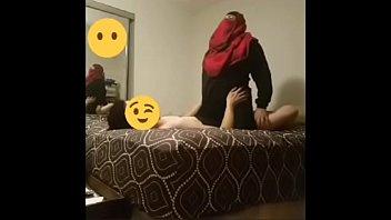 Muslim Milf seduced by stud