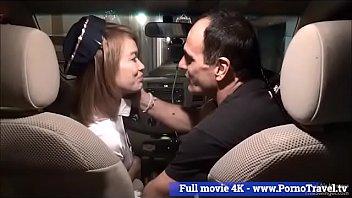 Asian air travels - Thai air hostess