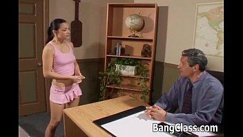 Sexy ass and cock Principal fucking sexy schoolgirl