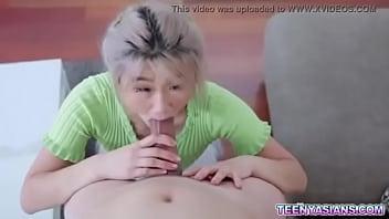 Sofia Su loving the studs big cock penetrating her twat