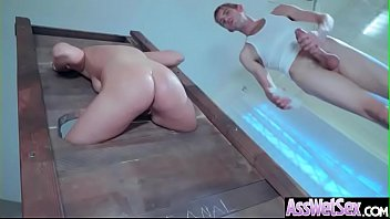 Pfc lynndie england sex video - Deep hard anal sex with big round ass slut girl kate england video-16