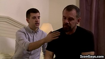 Gay werewolf father and son - Step father and son taboo family sex