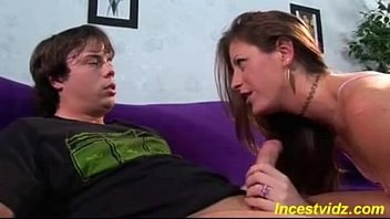 Hot Mommy Decide Teach First Sex Her Young Son