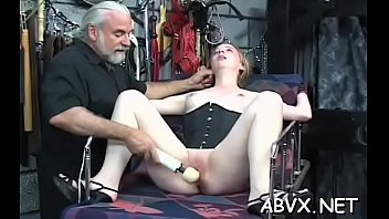 Slender minx is cheating on her husband