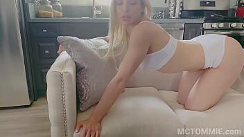 Abella Danger fucks a big cock in this homemade porn