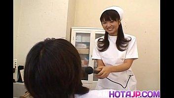 Misato Kuninaka nurse is fucked with medical tools and vibrators thumbnail