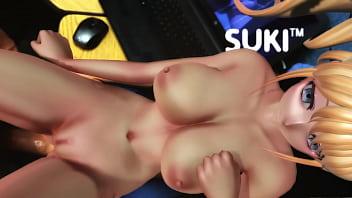 [MMD] JUNKO AUGMENTED REALITY SEX R-18 spacebear-tv.over-blog.com