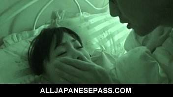 Sleeping angel Hikaru Momose has surprise sex porn image