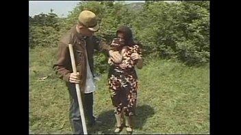 Granny BBW Ildiko The Farmers Wife