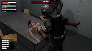Adult game 3d teacher - Resident evil a porn parody alpha test jill vs solders
