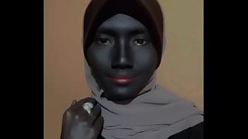 Neisya Rosella mahasiswi negro Indonesia berwajah cantik dan sexy