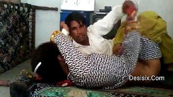 Desi Young Village Lover In Bedroom Fun