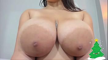 Big Tits For Christmas