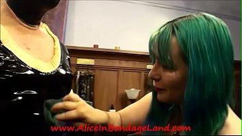 Rubber Care Class With Mistress Alice FemDom BDSM Latex Gummi