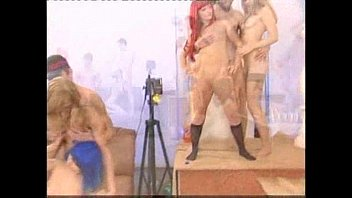 Russian Students Orgy