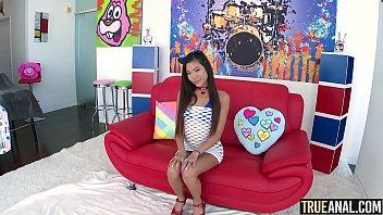 True Anal Vina Sky Has Her Little Asian Ass Gaped