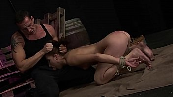 Sexy nymphomaniac Stephanie Sierra learns what is training. Part 2. 20 min
