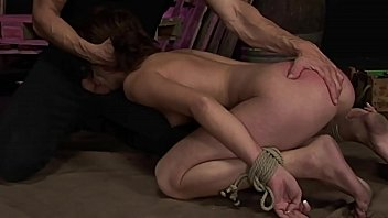 Sexy nymphomaniac learns what is training. Part 2.