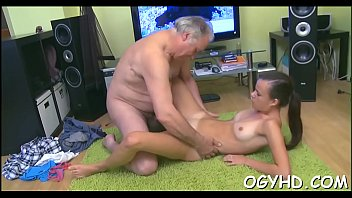 Young Playgirl Sucks And Rides Old Weenie