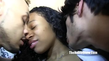 sexy ebony teen ivy young pussy swallows latin bros donny sins derek forreal