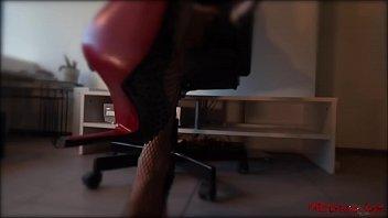 Femdom Socks Worship POV Compilation (Mistress Kym)