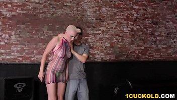 Riley Nixon Interracial Gangbang - Cuckold Sessions 8 min