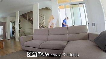 Spyfam Step Mother Brandi Love Gives Step Daughter Elsa Jean Sex Advice