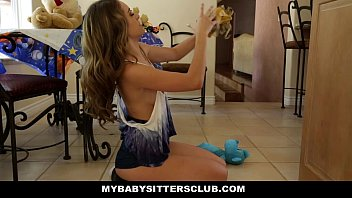 MyBabySittersClub - Babysitter Escort (Kimmy Granger) Fucked Then Hired