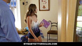 MyBabySittersClub - Babysitter Escort (Kimmy Granger) Fucked Then Hired 10 min