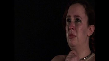 Merciless Whipping To Tears Of Tied Amateur Slavegirl Nimue