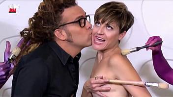 Sara Escudero, spanish TV star, in a sexy photo session
