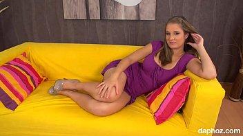 German amateur Claudia has amazing beautiful big tits thumbnail