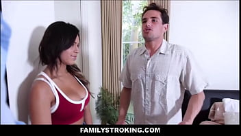 Thick Big Ass And Tits Teen Latina Step Sister Fucked To Orgasm By Step Brother