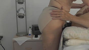 wife pegs submissive hubby